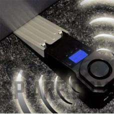 Allarme antifurto a batteria - Bloccaporta