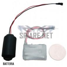 Batteria  per alimentazione del piccolo registratore audio MICREC PRO 33 Giorni