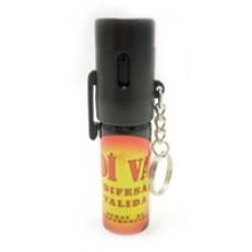 Spray antiaggressione al peperoncino Diva Difesa Valida
