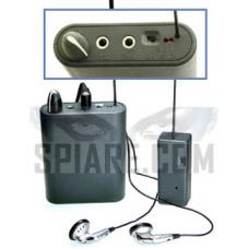 Microspia ambientale con batteria interna non ricaricabile