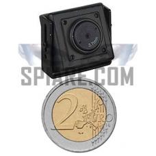 Microcamera pinhole in bianco e nero per videosorveglianza