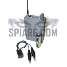Microspia telefonica con ricevitore dedicato