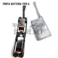 Porta Batterie per piccolo registratore audio PLM-MICREC-PRO