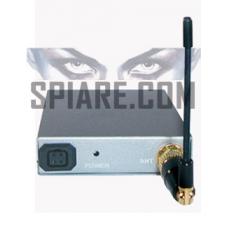 Trasmettitore video con batteria ricaricabile interna